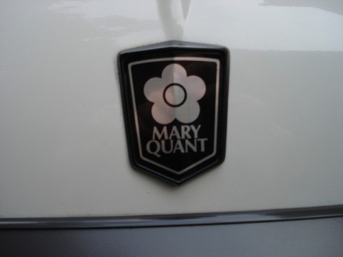 Mary Quant badge