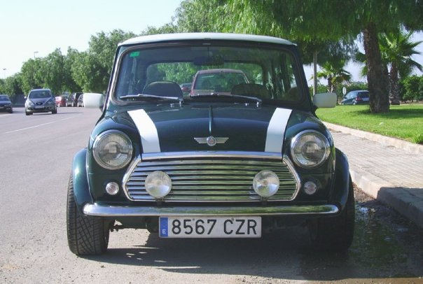 Frontal Mini JR