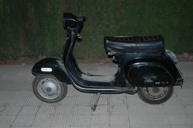 Vespa PK75 Junior