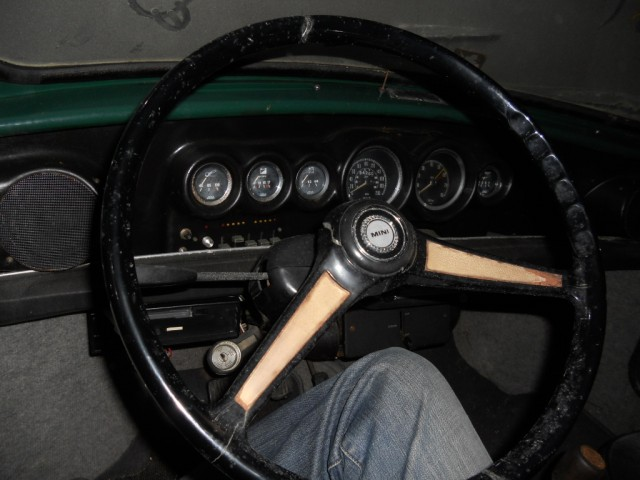 Interior Mini César