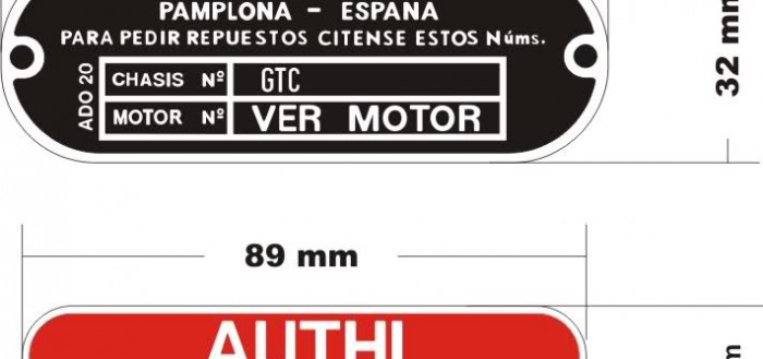 Placas en Authi Mini