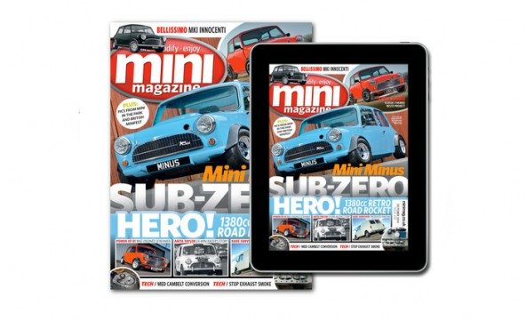 Revista Mini Magazine