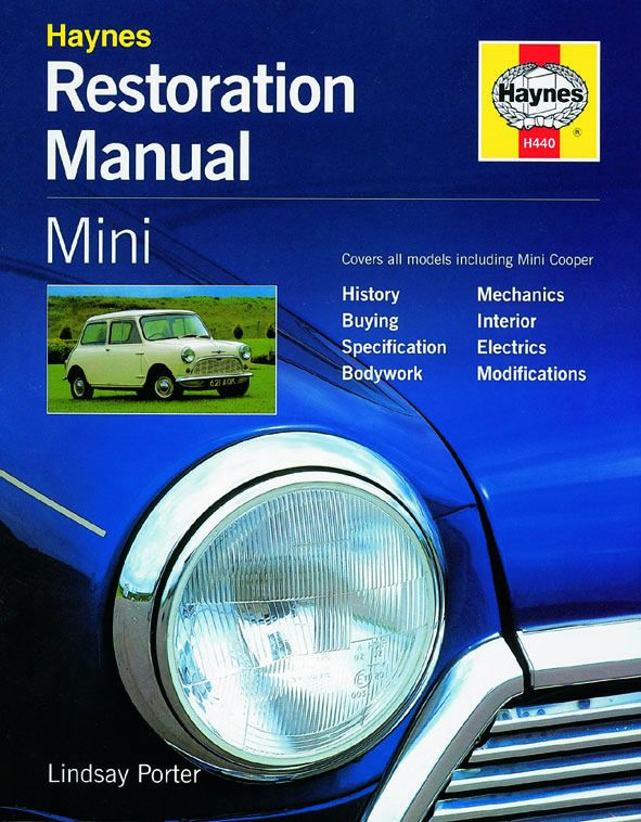 Mini Restoration Manual (2nd Edition)
